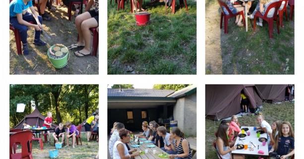Kamp 2017 groepen 8