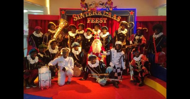 Sinterklaasfeest 2017