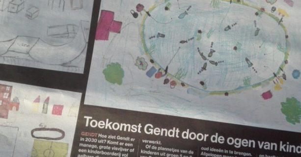 In de Gelderlander!