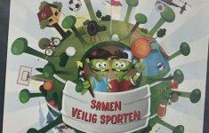 Toch veilig en verantwoord sporten voor kinderen via Sjors Sportief